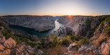 Zrmanja Canyon at sunset, Croatia - 178447844