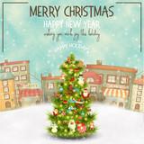 Christmas Greeting Card - 178482004