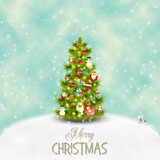 Christmas Greeting Card - 178482850