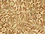 Retro brown watercolor texture grunge seamless background botanic flower leaf plant - 178509893