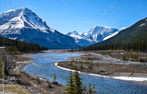 Foto op Canvas Rocky Mountains, Canada