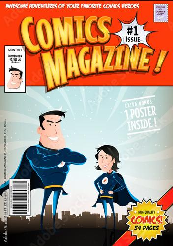 Comic Book Cover - 178543017