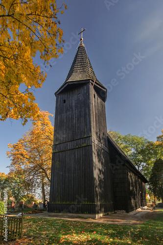 Kościół św Michała Archanioła, Gierałcice, gm. Wołczyn, pow. kluczborski, woj. opolskie - 178574805