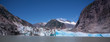 Panorama - Shakes Lake Glacier, AK