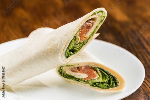 tortilla wraps - 178635027