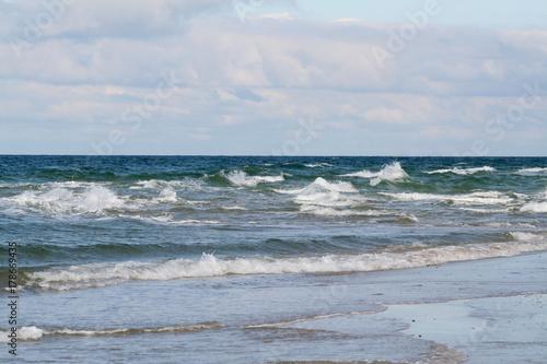 Fotobehang Noordzee Meer / Wasser