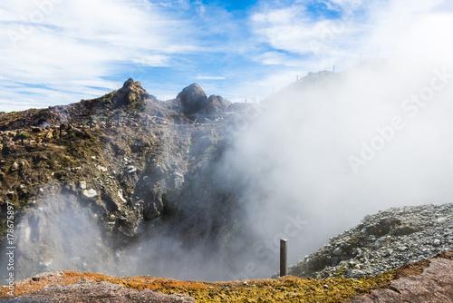 Aluminium Fyle Soufriere volcano