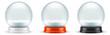 Boules à neige vectorielles 7 - 178682031