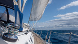 Segelschiff Steuerbordseite - 178688436