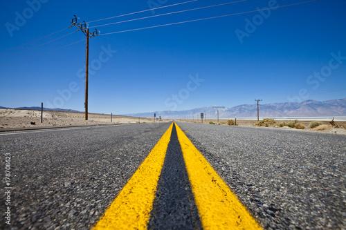 Deurstickers Route 66 route 66, arizona, usa