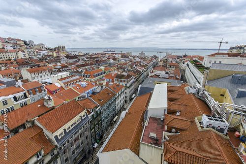 View of Lisbon, Portugal Poster
