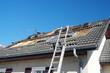 isolation thermique d'une toiture de maison