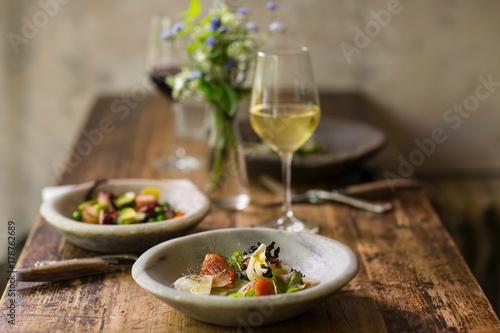 food, dinner, salad - 178762689