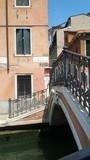 scorcio con ponticello veneziano - 178803884