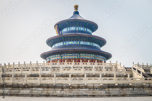 Papiers peints Pekin China, Beijing, Temple of Heaven