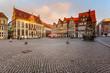 Market square Bremen Germany