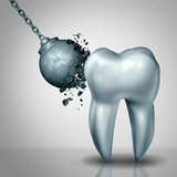 Strong Tooth Enamel - 178858882
