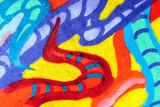 Graffiti painting - street art
