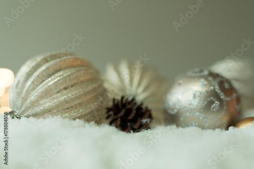 Fotobehang Natuur christmas background