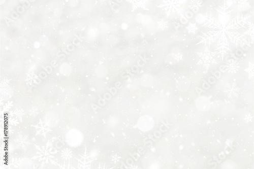 Poster snow