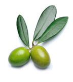 Olives with leaves . - 178918638