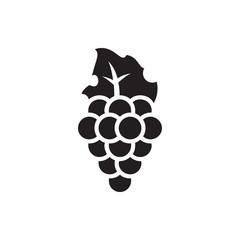 grape icon illustration