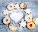 Merry Christmas: Christmas bakery: enjoy delicious pastries, cookies :)  - 178927082