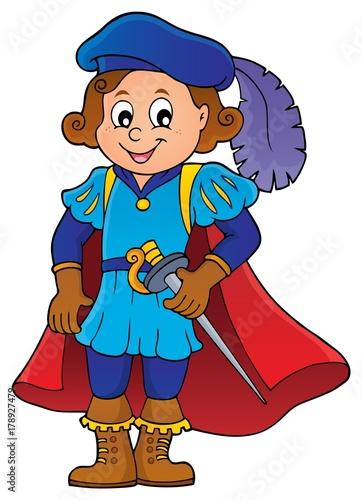 Papiers peints Enfants Prince theme image 4