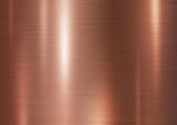Copper metal texture background vector illustration - 178930801