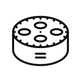 Devices - Echo Dot - (Outline)