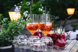 cocktail auf dem event - 178943888