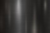 Black metal texture background vector illustration - 178945490