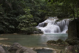 erawan thailand waterfall nature