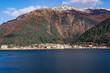 Downtown Juneau Alaska Cityscape