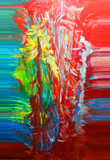 Abstract. Abstraction. Painting. Colorful. Color - 179001694