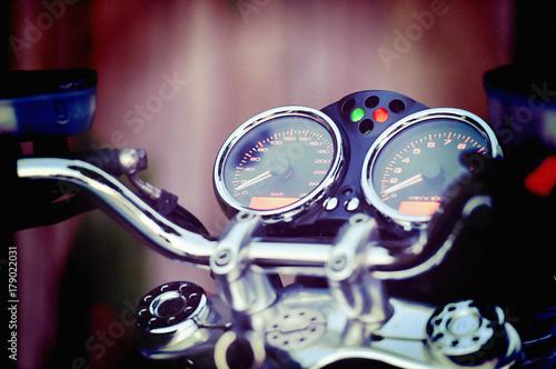 Aluminium Fiets Motorrad