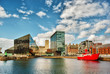 roleta: Cityscape of Liverpool, England