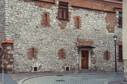 Foto op Plexiglas Krakau View of the city of Krakow