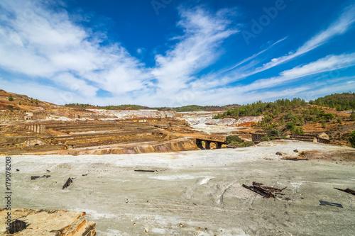 Aluminium Rio de Janeiro Rio Tinto kopalnia odkrywkowa w Hiszpanii