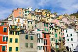 Riomaggiore in Cinque Terre, Italy - 179080042