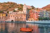 Vernazza in Cinque Terre, Italy - 179080047