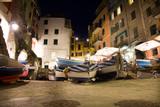 Manarola by night, Cinque Terre, Italy - 179080051