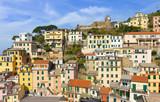 Riomaggiore in Cinque Terre, Italy - 179080057