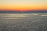Sunset over the ocean - 179080059