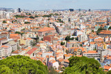 Aerial view of Lisbon, Portugal - 179080066