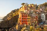 Riomaggiore in Cinque Terre, Italy - 179080077