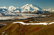 Mt. Denali view from Eielson visitors center, Alaska