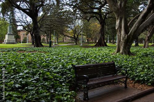 Fotobehang Sydney Hyde Park in Sydney