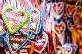 gingerbread heart - 179106280