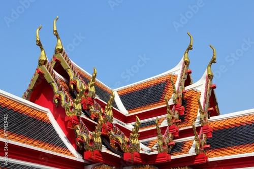 Fotobehang Thailand Wat Pho, Bangkok
